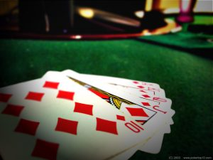 Domino QQ Poker