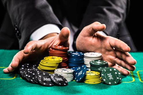 Gambling online betting